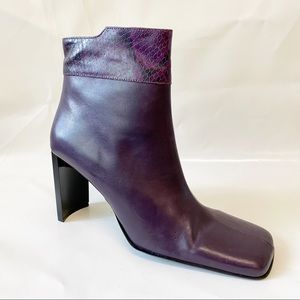 New Hillard & Hanson Navarro Leather Boots